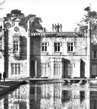 Killruddery House still stands today. Photo Centre for Irish Genealogical & Historical Studies.